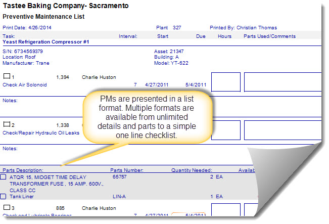 Preventative Maintenance Archives   CMMS Software Training
